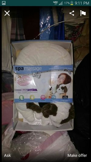 Neck pillow for Sale in Houston, TX