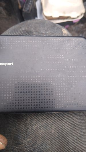 My Passport Ultra Portable Hard Drive 1Tb for Sale in Kansas City, MO