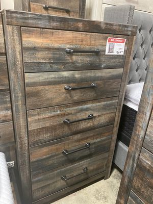 5 Drawer Chest, MultiColor for Sale in Downey, CA
