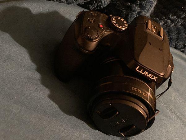 LUMIX 4K 60x optical zoom