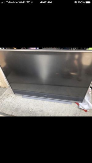 Sony 55 tv with remote for Sale in Westminster, CA