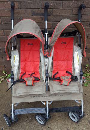 Double Side by Side Stroller for Sale in Farmington Hills, MI