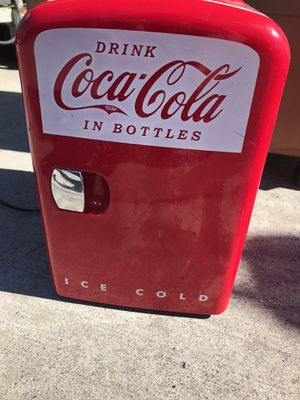 Mini Mini Coca Cola Fridge for Sale in Milpitas, CA