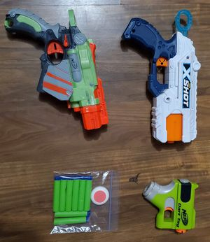 Nerf guns for Sale in Ceres, CA