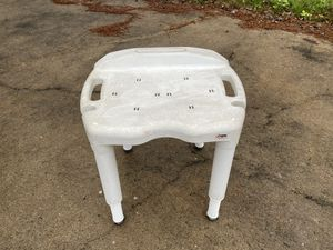 Shower chair and bench for Sale in Beaumont, TX