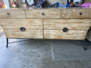 SOLID Dresser/ **Must GO this Weekend** for Sale in Tacoma, WA