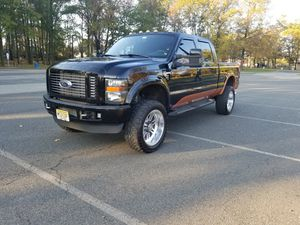 2008 Ford F-350 with Harley Davidson package for Sale in Carteret, NJ