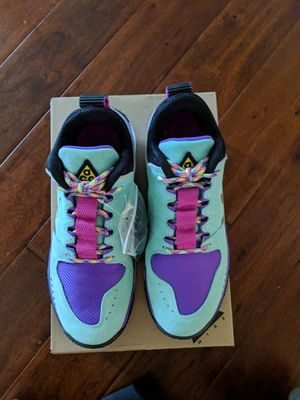 Nike ACG Dog Mountain men 9 New in box for Sale in Ashburn, VA