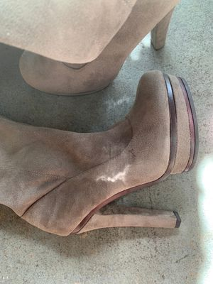 High thigh sue boots for Sale in Apopka, FL