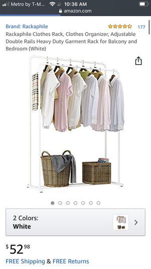 Clothing rack for Sale in Port Allen, LA