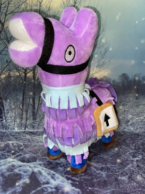 """Large fortnite loot llama 12"""" plush toy for Sale in Paramount, CA"""