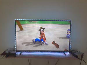 "43"" inch 4k tcl roku smart tv for Sale in Homestead, FL"