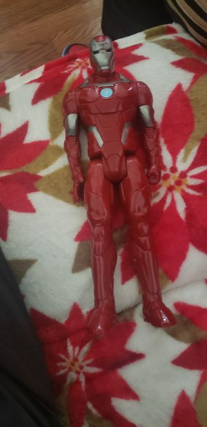 Collectible iron man for Sale in Latham, MO