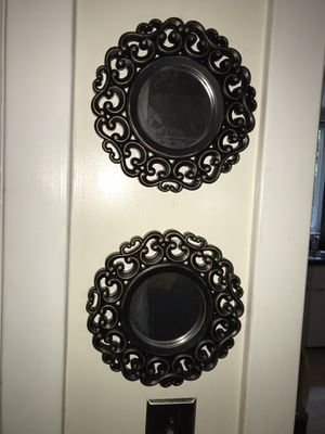 Two wall mirrors for Sale in Woonsocket, RI
