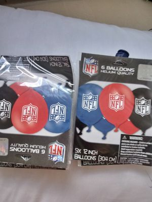 "Major League balloons 12"""" helium quality for Sale in Allentown, PA"