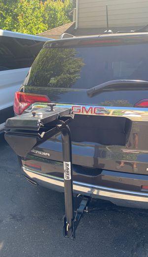 Bike rack 1 1/4 in hitch for Sale in Lynnwood, WA