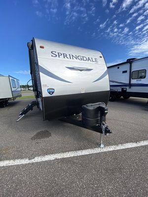 Keystone Springdale Camper for Sale in Dover, FL