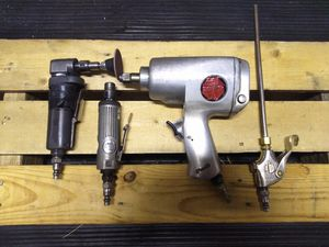 4 Air tool lot for Sale in Roseville, MI
