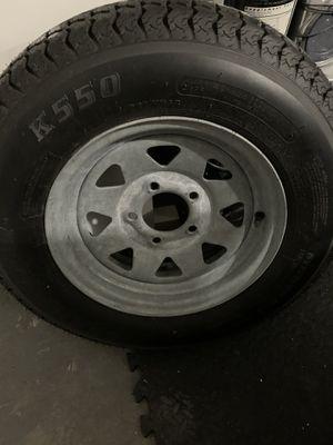 Trailer tire for Sale in Homestead, FL