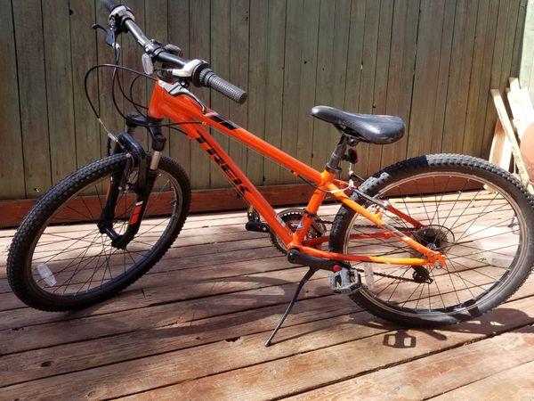 Boys trek bike 20 inch