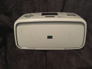 Hp photo smart A612 with brand new ink and extra ink cartridges (2) for Sale in Portland, OR