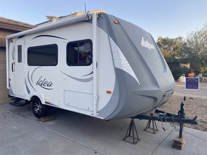 2012 15ft idea travel trailer very. lightweight easy to tow for Sale in Surprise, AZ