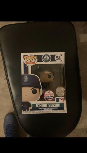 Ichiro funko pop 1/1000 for Sale in Renton, WA