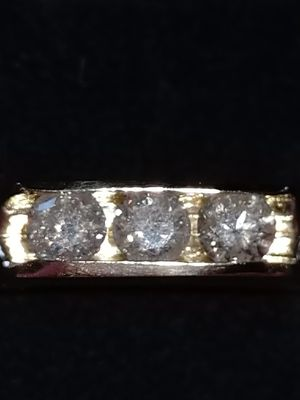 Mens diamond ring for Sale in Fayetteville, NC