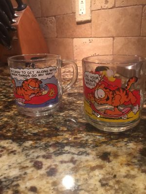 1978 McDonald's cups for Sale in Tempe, AZ