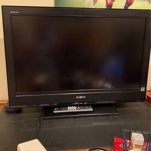Sony Bravia 32 Inch TV - HDMI for Sale in Bellevue, WA