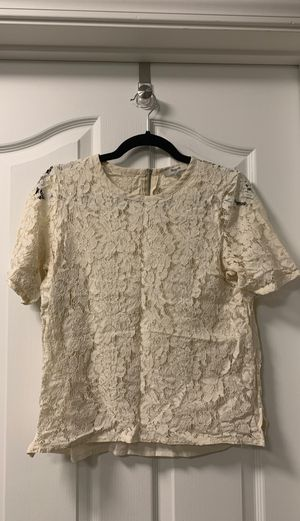 CLOSET CLEANOUT - Madewell floral shirt for Sale in San Jose, CA