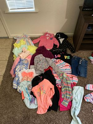 Kids clothes 4-5T bundle sale (only) for Sale in Fresno, CA