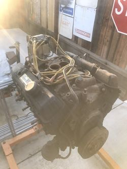 Chevy/gmc 350 Engine&trans 4speed for Sale in Stockton,  CA