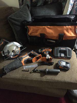 Rigid GENX5 tool set brand new for Sale in Northfield, NH
