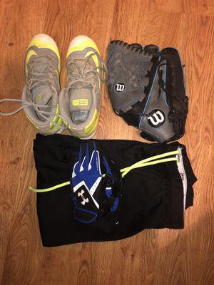 Softball gear for Sale in Minooka, IL