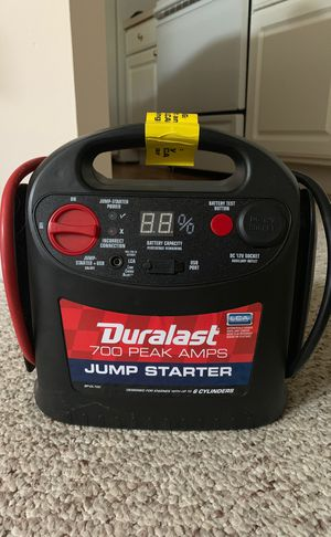 Battery jump starter for Sale in Hilliard, OH