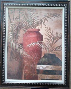 Design Frame Vases Painting for Sale in Atlanta, GA