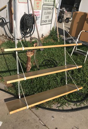 """SHELVING TO MOUNT UP - 47"""" WIDE for Sale in El Monte, CA"""