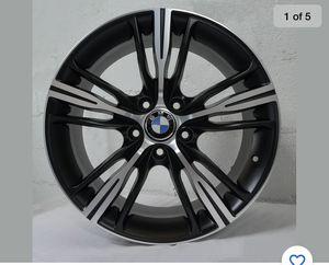 Wheel 18 inch MATT BLACK Rim BMW 430 for Sale in South San Francisco, CA