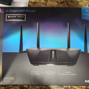 Netgear Nighthawk AX5400 Dual Band Router for Sale in Glendale, AZ