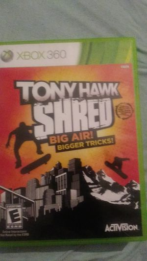 Tony hawk Shred for Sale in Anaheim, CA