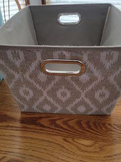 Cloth Storage Basket for Sale in Auburn,  WA