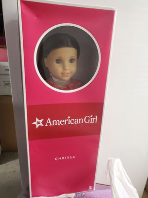 Chrissa American Girl Doll & Accessories for Sale in New Windsor, MD