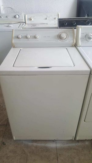 WHIRLPOOL WASHER SUPER CAPACITY **DELIVERY AVAILABLE TODAY** for Sale in Maryland Heights, MO