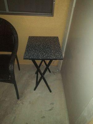 Wood Folding Table for Sale in Litchfield Park, AZ