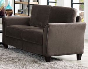 New!! Sofa, loveseat, rolled arm loveseat, apartment couch, office couch for Sale in Phoenix, AZ