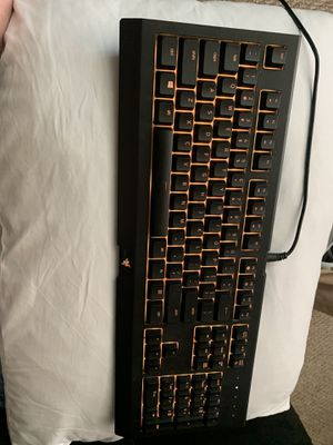Razer Cynosa Chroma for Sale in Decatur, IL