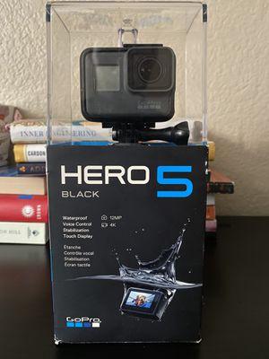 GoPro Hero 5 Black 4K for Sale in Las Vegas, NV
