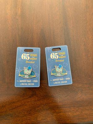 Disneyland 65th Anniversary Day of Hatbox Ghost Disney LE Pin for Sale in Covington, WA