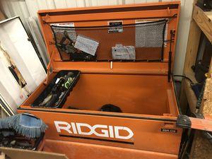 Rigid tool box for Sale in Pasadena, TX